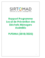 Rapport PLPDMA SIRTOMAD 2018