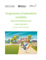Programme Animation Scolaire 20202021