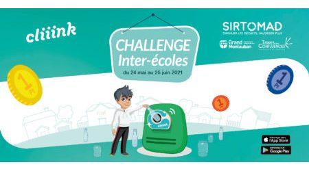 2021 Banniere Cliiink Sirtomad Challenge Ecoles 1200x600px
